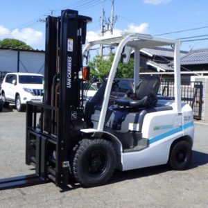 5886.UNICARRIERS FD25T4
