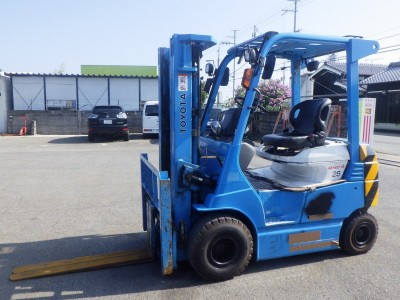 4062. TOYOTA 7FBH25