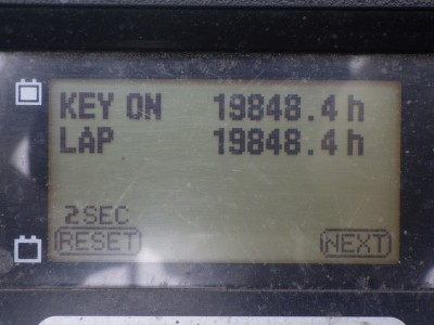 3867. TOYOTA 7FBR15